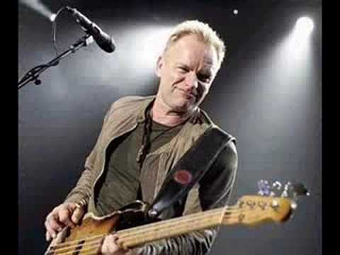 Sting - Weep You No More, Sad Fountain