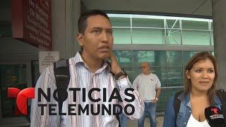 Caos y miedo entre pasajeros tras tiroteo en Fort Lauderdale   Noticiero   Noticias Telemundo