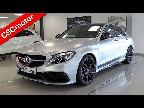 Mercedes AMG C63 - 2015 | Revisión en profundidad y encendido