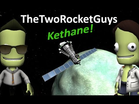 Kerbal Space Program - Mining Minmus Episode 1: Getting Started