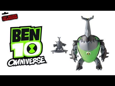 Ben 10 Omniverse Eatle Action Figure From Bandai Toy Review Unboxing