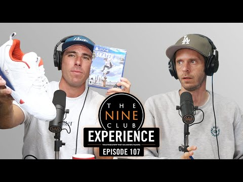 Nine Club EXPERIENCE #107 - Andrew Reynolds, Manramp & Fancy Lad, John Motta