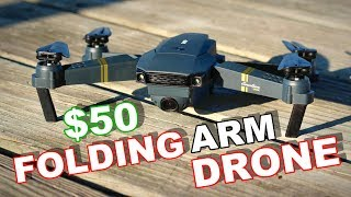 Obvious Knock Off - Folding Arm Camera Drone - Eachine E58 - TheRcSaylors