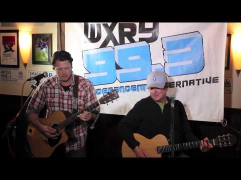 """WXRY Unsigned LIVE Session: Dave Britt - """"Fade To Burn"""""""