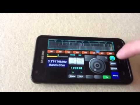 Android Pocket HAM Transceiver