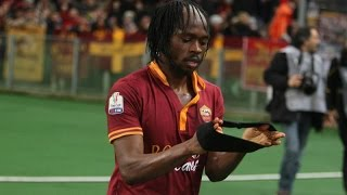 Gervinho Headband Fail vs Cagliari Full Video