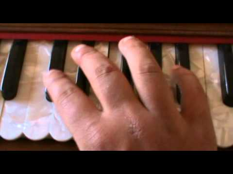 Harmonium Lessons- Madhava Prabhu video