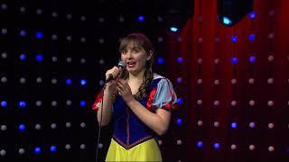 Eva Rogers Performs as Snow White