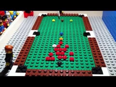 Lego Snooker