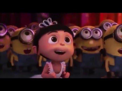 Wow, HAPPY - Pharrell Williams (feat. Minions) funny by John Ban!!!