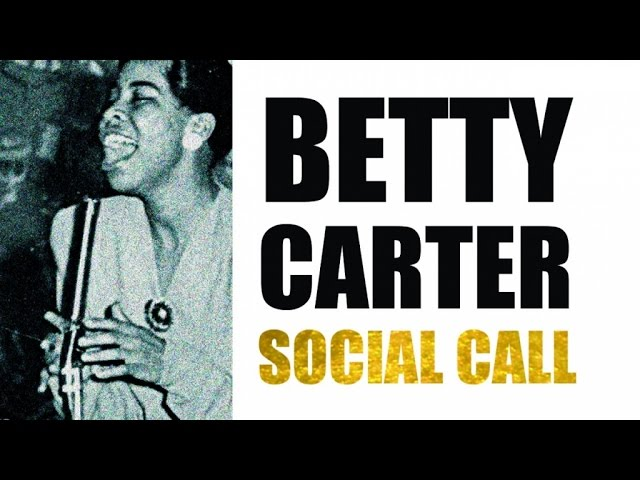 Betty Carter - Jazz Sounds & Vocals