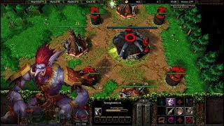 Warcraft III - Survival Chaos Trolls