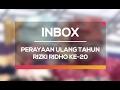 Perayaan Ulang Tahun Rizki Ridho (Live On Inbox)