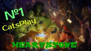GeeKot играет в Hearthstone Heroes of Warcraft