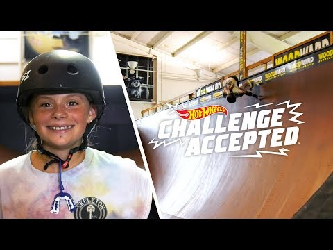 Handplant The Vert Ramp - Hot Wheels Challenge Accepted