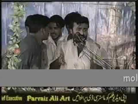 Qazi Waseem Abbas Lal Masjid Qasida video