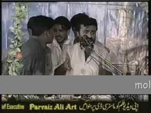 Qazi Waseem Abbas Lal Masjid Qasida video