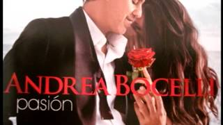 Watch Andrea Bocelli Contigo En La Distancia feat Chris Botti video