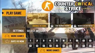 Counter Critical Strike! Part 2