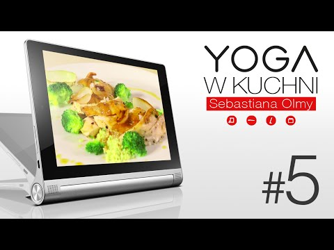 Yoga w kuchni Sebastiana Olmy #5 –  dwóch Top Chef'ów