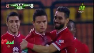 اهداف  مباراة الاهلى والشرقية اليوم 1 - 1  هدف روعة لسعد سمير  17-5-2017