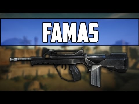Battlefield Play4free FAMAS Review/Commentary