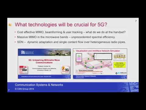 Key Features of a 5G Network