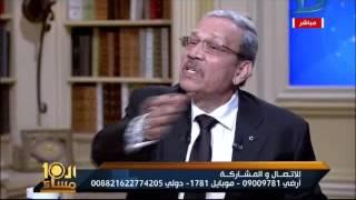 العاشرة مساء  علاء عبد المنعم: الحكومة هى أول من يدهس الدستور جهاراً نهاراً