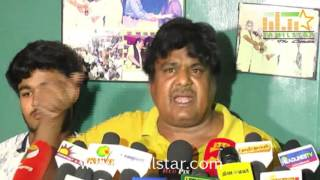 Mansoor Ali Khan Press Meet Regards Jayalalithaa Dead