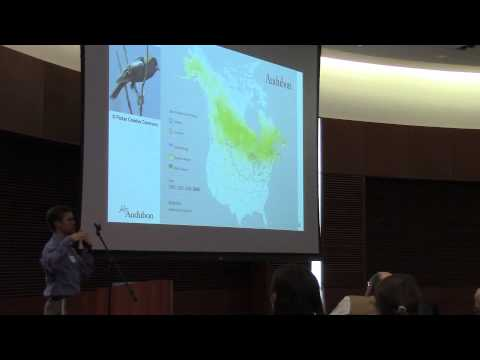 Climate Change & Birds: A lecture with National Audubon Society's Chad Wilsey