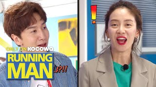 Song Ji Hyo Sends a Coffee Truck to Her Colleagues..? [Running Man Ep 453]