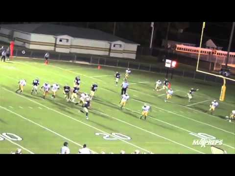 Wayne County (Jesup, GA) Malique Jackson - 2013 Highlights