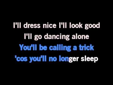 Pink Blow Me (one Last Kiss)  Karaoke video