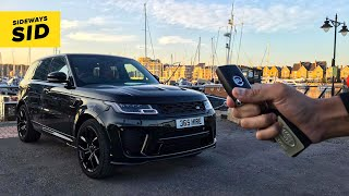 THIS IS WHY YOU BUY A RANGE ROVER SVR