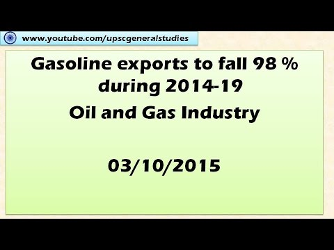 Oil and Gas Industry: Refineries:  Hindu news analysis: Current events 04/10/2015