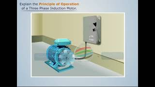 Working Principal of Three Phase Induction Motor - Dragonfly Education