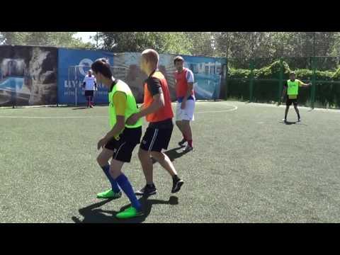 FC Legion vs ФК Chill United 2 Дніпро