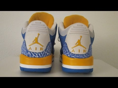 Jordan 3 Midsole Repaint Tips + Tricks!