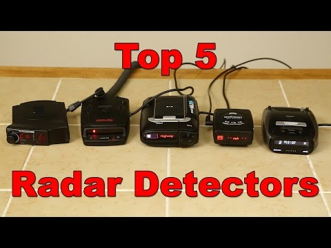 Best Windshield Mount Radar Detectors Of 2015 How To