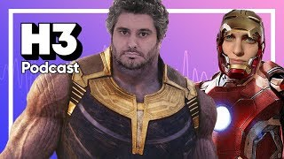 Endgame Review, KFC Ruins H3 Podcast, Fast Food Power Rankings - H3 Podcast #114