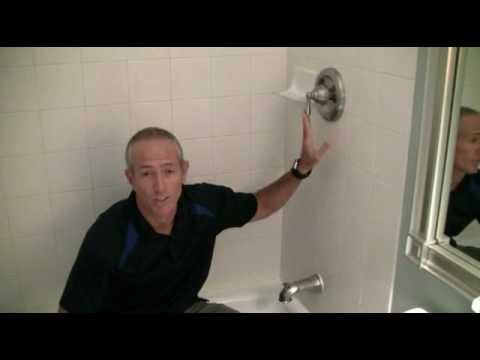Tub And Shower Faucet Trim Replacement Tip Youtube