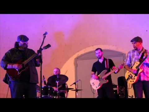 Nick Moss & The Flip Tops @ Riverside Park Blues Festival 2013