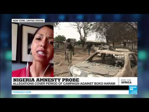 Nigeria: Army responsible for 8000 deaths as part of Boko Haram struggle (Amnesty)