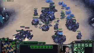 Mass Ravens vs Phoenix - Masters TvP - Starcraft 2