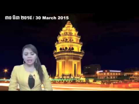 CNRP Daily News 30 March 2015 | Khmer hot news | khmer news | Today news | world news