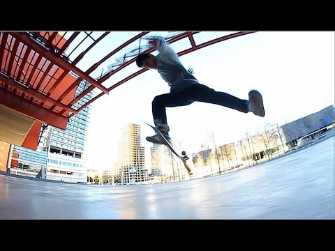 Flat ground tricks - Raúl Álvarez