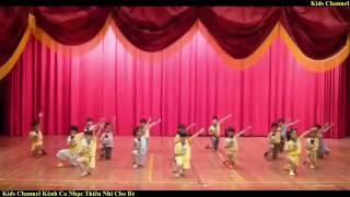 Nhạc Thiếu Nhi Vui Nhộn Hài Hước - Nhảy Cùng Bé