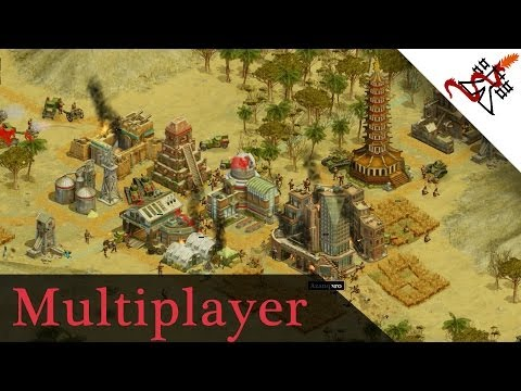 Rise of Nations Extended Edition - Multiplayer 1v1 | Infinite War | Commentary Gameplay [1080p/HD]