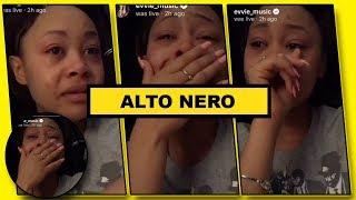 Download Lagu Evvie McKinney The Four Winner Cry on Instagram Live when Telling Her Story | Full Video | Gratis STAFABAND