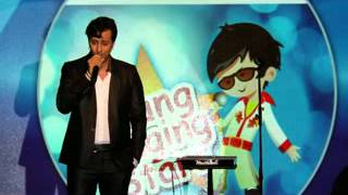 Salim Merchant's performance at the grand finale of Young Singing Stars